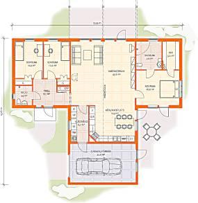 planos de casas bioclimaticas